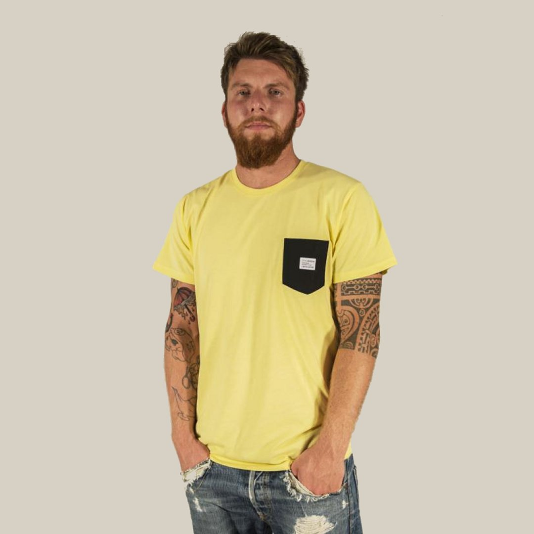 T014 t-shirt uomo thinkless