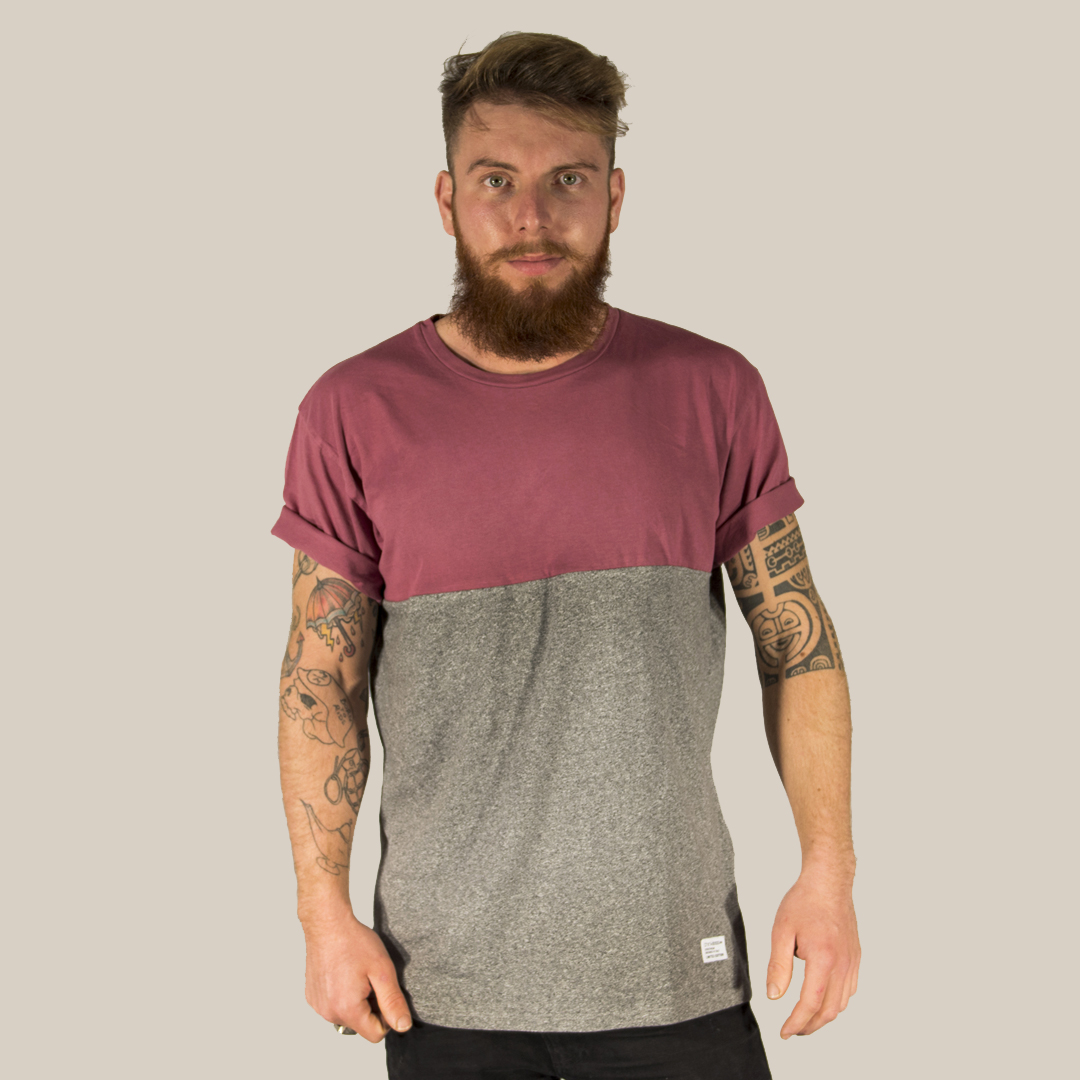 T055A t-shirt uomo thinkless
