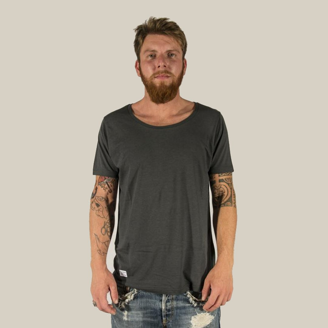 T021 t-shirt uomo thinkless
